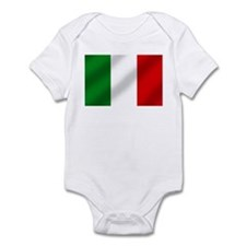 Flag of Italy Infant Bodysuit