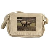Sheep Trinity Messenger Bag