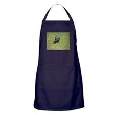 Pot Bellied Pig Apron (dark)