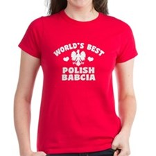 World's Best Polish Babcia Tee