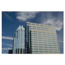 Low angle view of a building, Austin, Texas