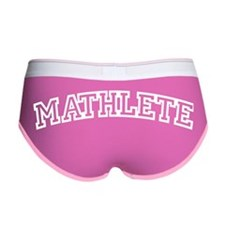 MATHLETE Women's Boy Brief