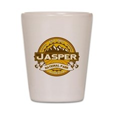 Jasper Goldenrod Shot Glass