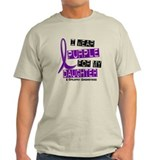 I Wear Purple 37 Epilepsy T-Shirt