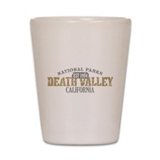 Death Valley National Park CA Shot Glass