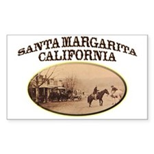 Santa Margarita Decal