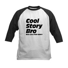Cool Story Bro: Now Lets Stop Kony Tee