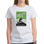 Quilt For Victory! Women's T-Shirt