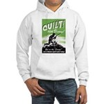 Quilt For Victory! Hooded Sweatshirt
