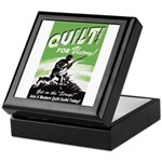 Quilt For Victory! Keepsake Box