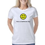 Government Butt Head Women's Fitted T-Shirt (dark)