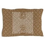 Celtic Letter H Pillow Case