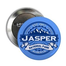 "Jasper Cobalt 2.25"" Button"