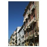 Buildings in a city, Sorrento, Naples, Campania, I