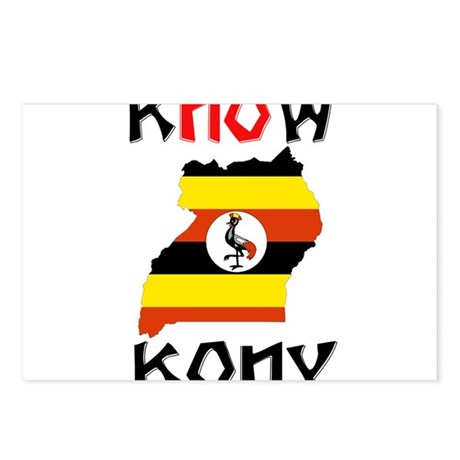 STOP KONY Postcards (Package of 8)
