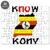 STOP KONY Puzzle