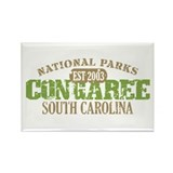 Congaree National Park SC Rectangle Magnet (100 pa