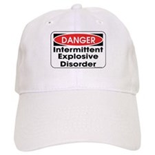 Danger IED Baseball Cap