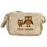 Little Cousin - Mod Owl Messenger Bag