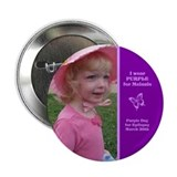 "Melanie 2.25"" Button (10 pack)"