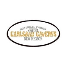 Carlsbad Caverns NM Patches
