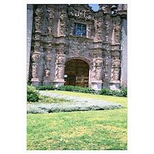 Facade of a church, San Miguel De Allende, Guanaju