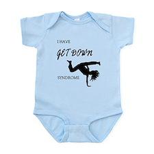 I have get down syndrome Infant Bodysuit