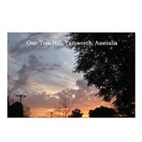 One-Tree Hill, Tamworth Postcards (Pack of 8)