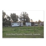 Farmlet, Tamworth Postcards (Pack of 8)