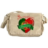 Portuguese Princess Messenger Bag