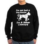 Boxer Mommy Sweatshirt (dark)