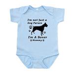 Boxer Mommy Infant Bodysuit