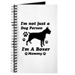Boxer Mommy Journal