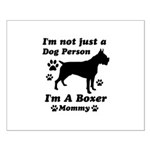 Boxer Mommy Small Poster