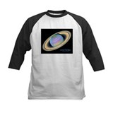 Saturn False-Color Tee