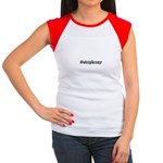 #stopkony dark Women's Cap Sleeve T-Shirt