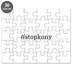 #stopkony dark Puzzle