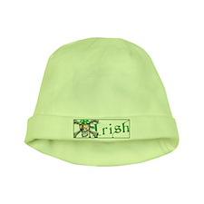 Irish Pirate Scull and Bones baby hat