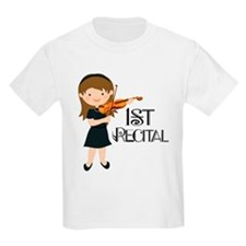 Violin Music 1st Recital T-Shirt