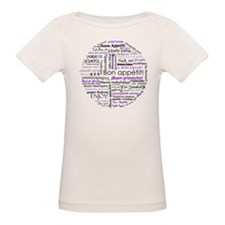 World Foods Dining Etiquette Tee
