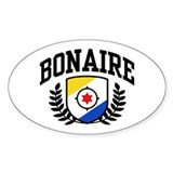 Bonaire Decal