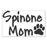 Spinone MOM Decal