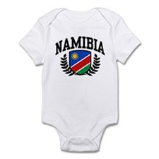 Namibia Infant Bodysuit
