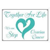 Stop Ovarian Cancer Banner