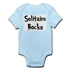 Solitaire Rocks Infant Creeper