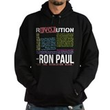 RON PAUL quotes Hoody