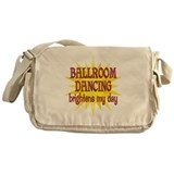 Ballroom Brightens Messenger Bag