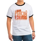 I Wear Peach 6.4 Uterine Cancer T