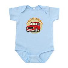 Renault 4 Baby Onesie