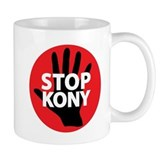 Stop Kony Small Mugs